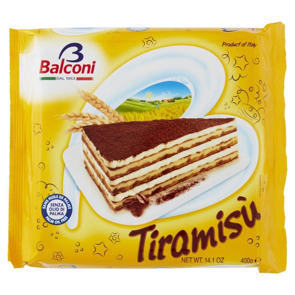 BALCONI TORTA TIRAMISUGR400