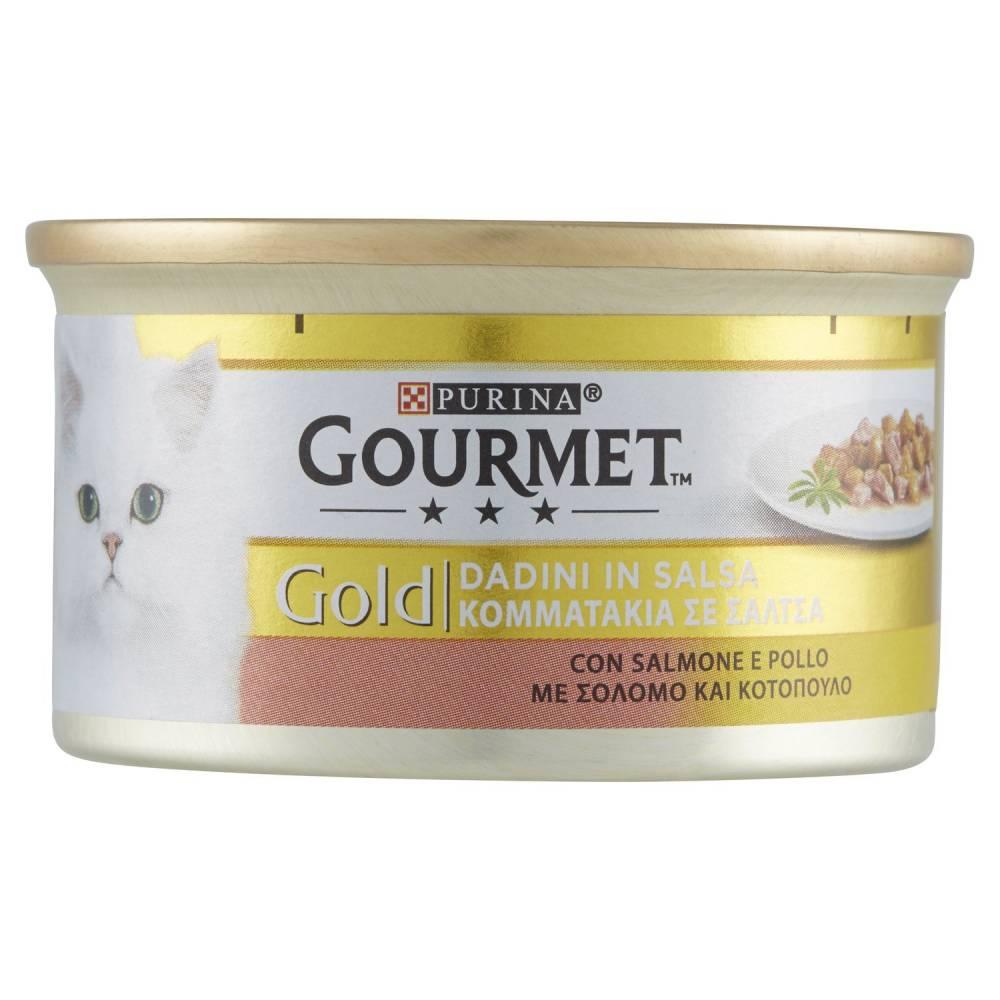 GOURMET GOLD DADINI SALM.POL85