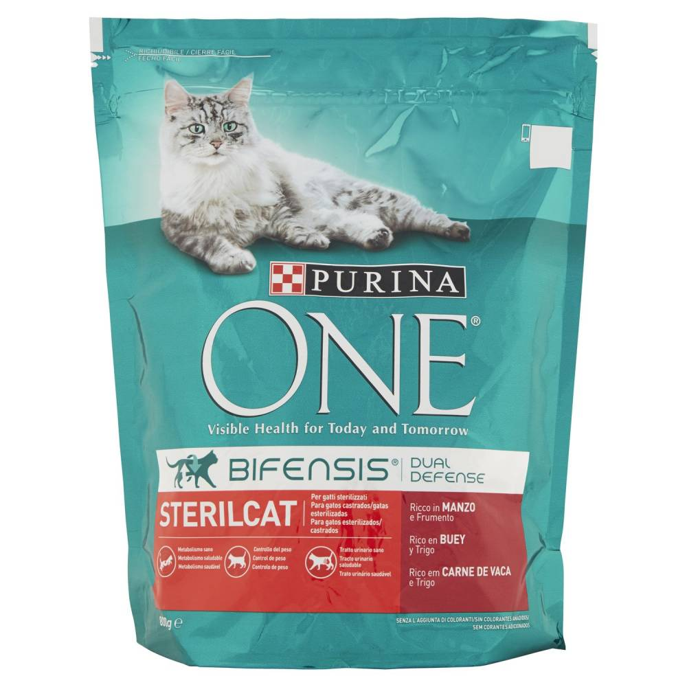 PURINA ONE GATTO STERILCAT800G