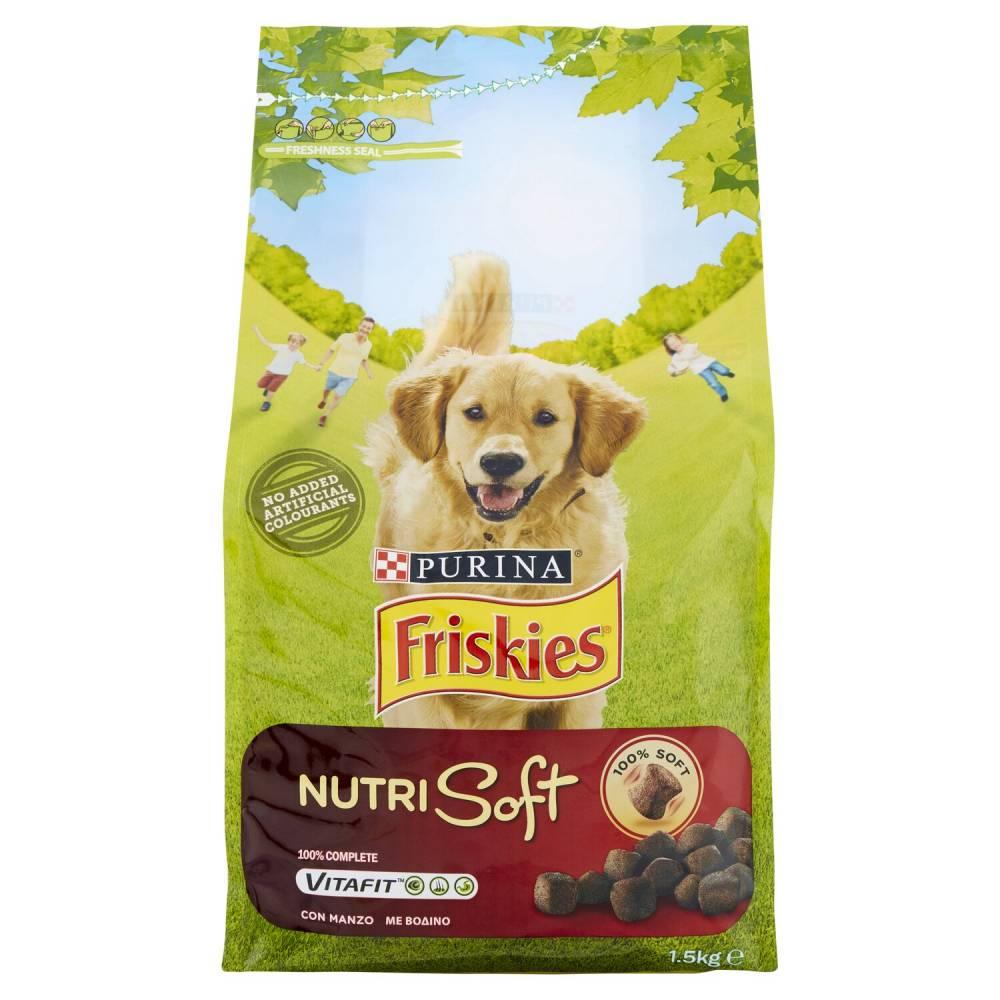 FRISKIES NUTRISOFT MANZO K1.5P