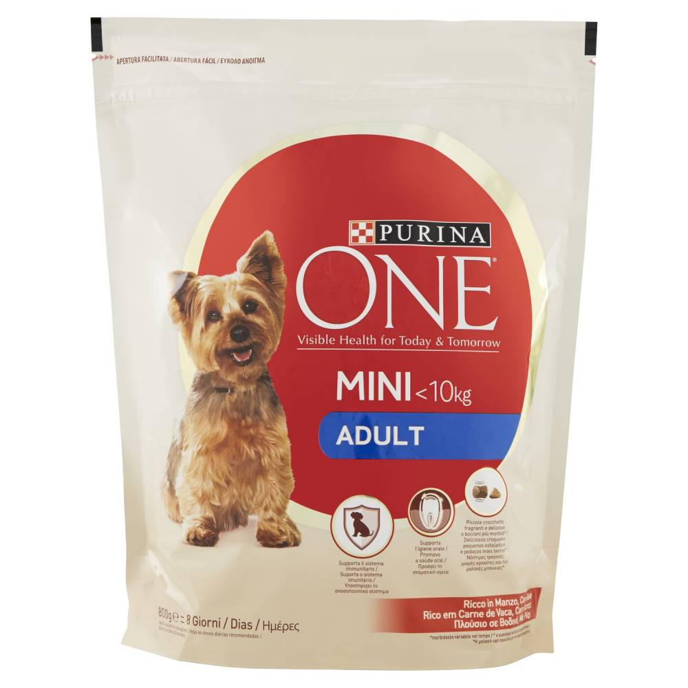 PURINA ONE DOG MAN/RISO GR800