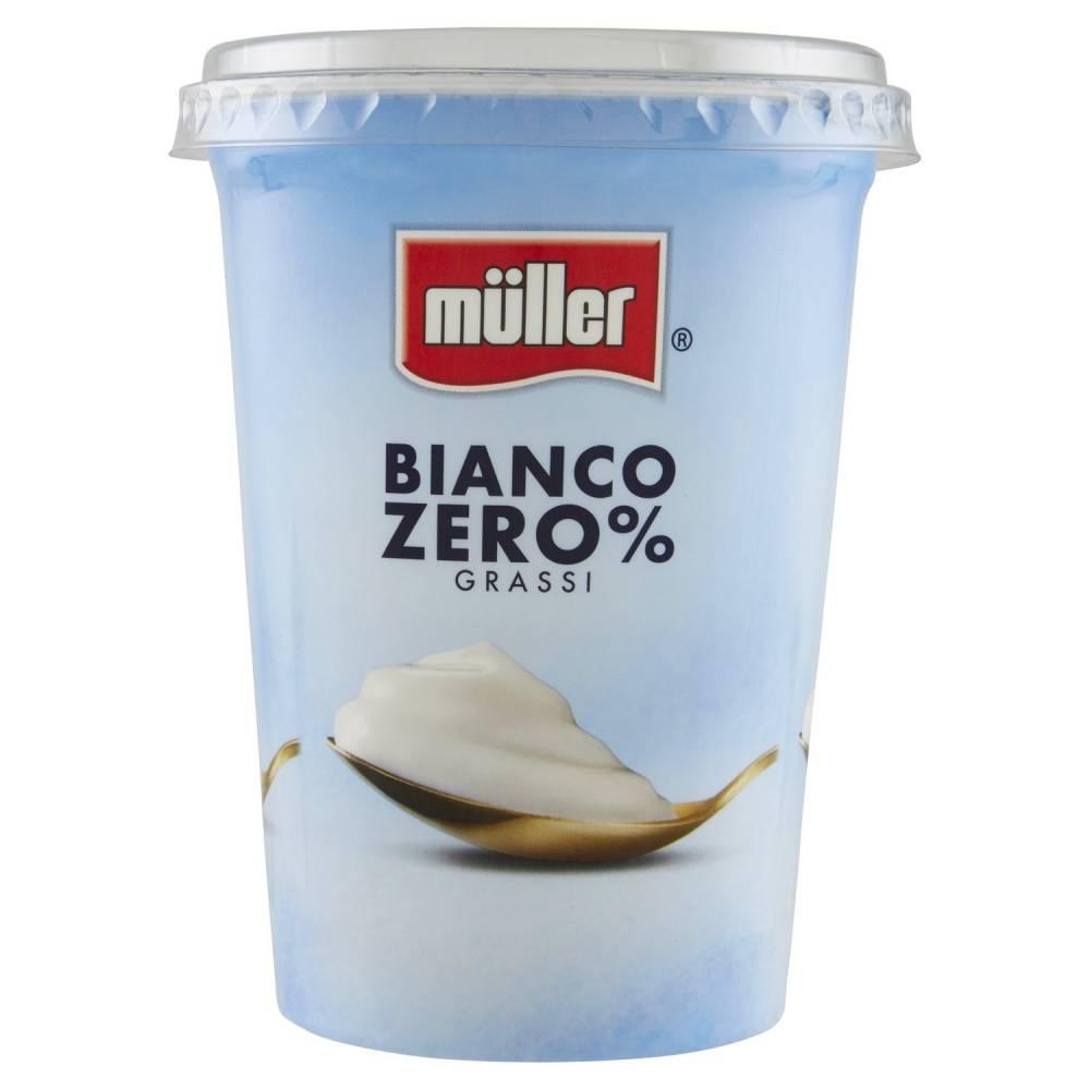 MULLER YOG.0,1% BIANCO GR.500