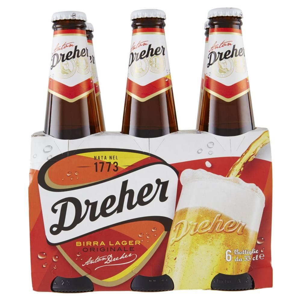 DREHER BIRRA CL33X6