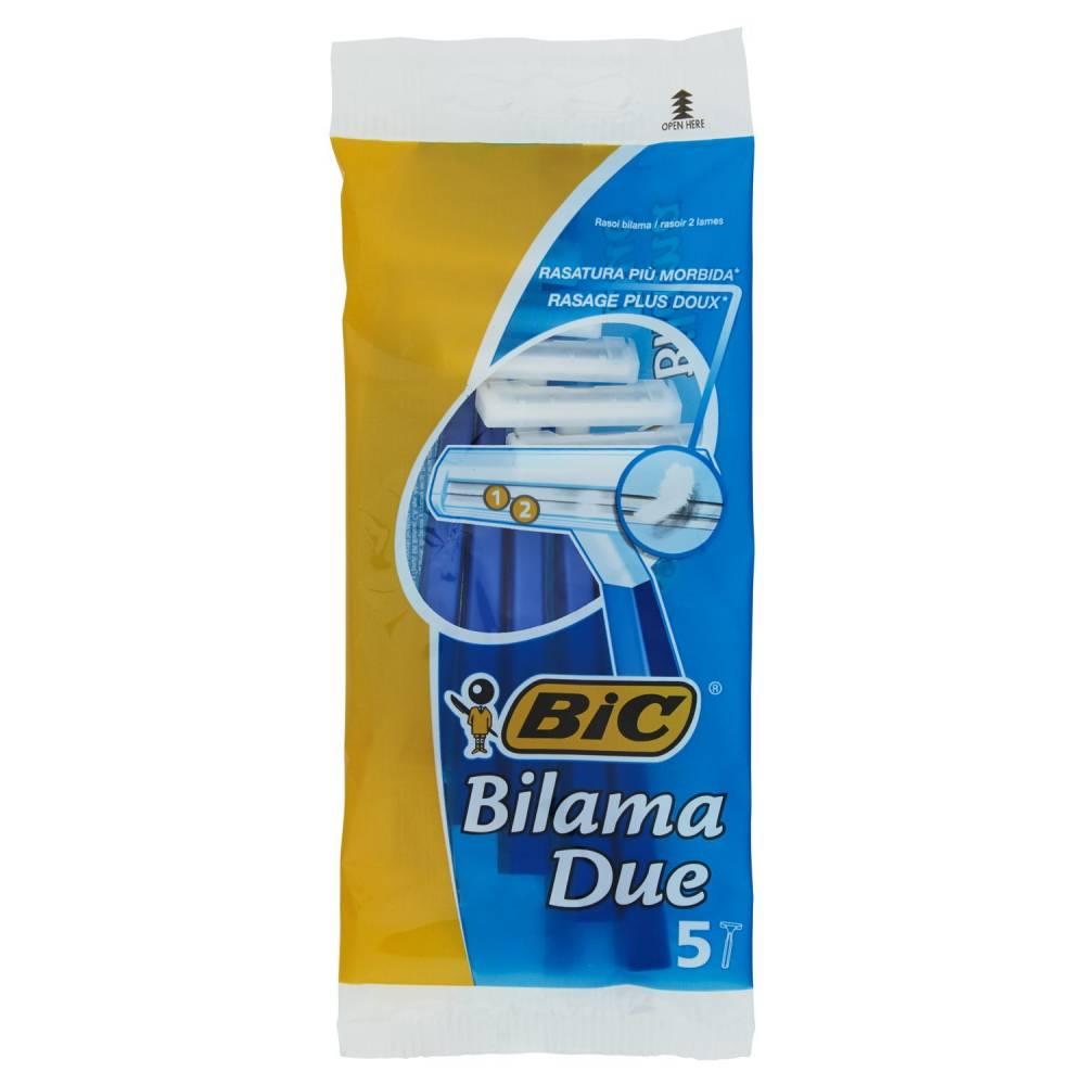 BIC RASOIO BILAMA X 5