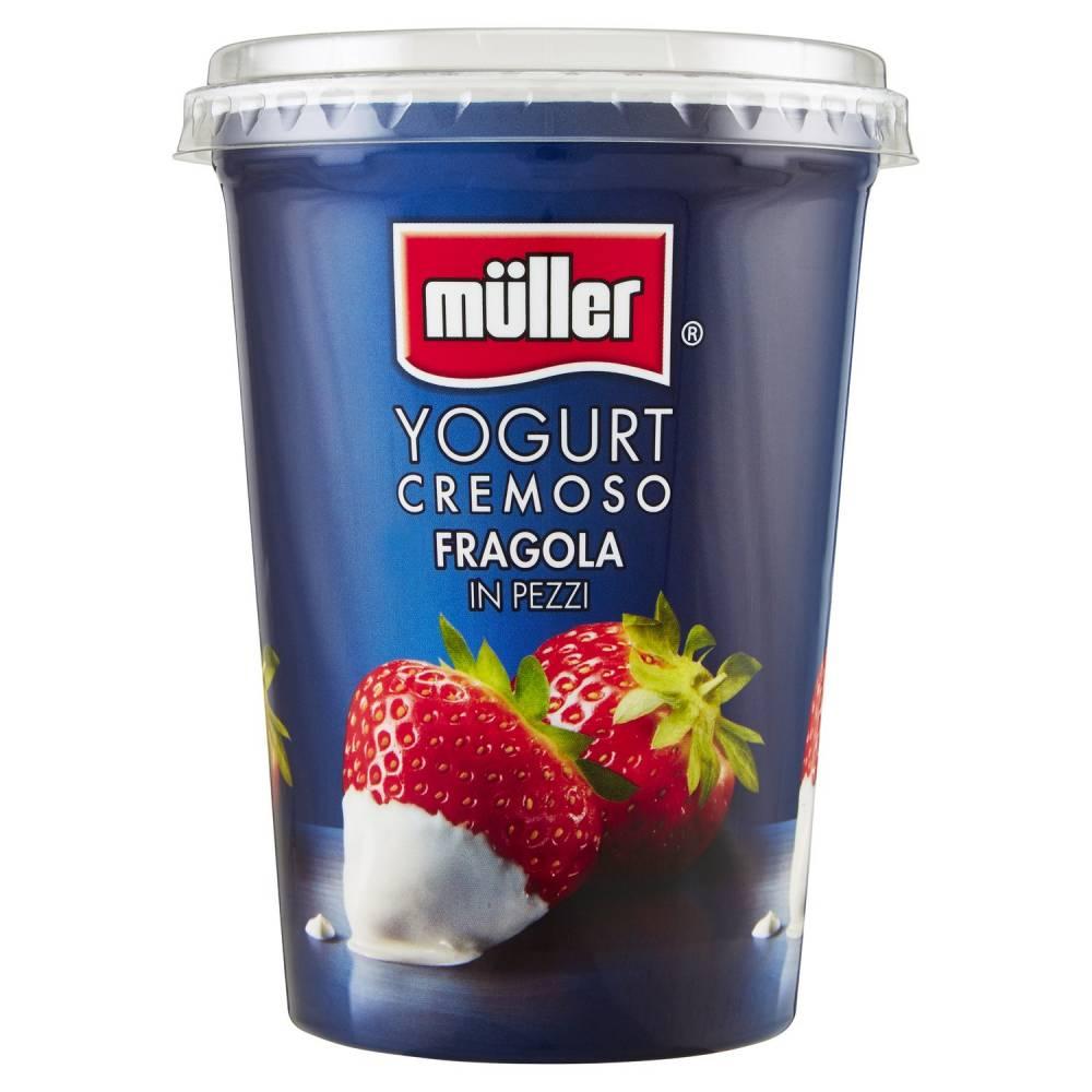 MULLER YOG. FRAGOLA  GR.500