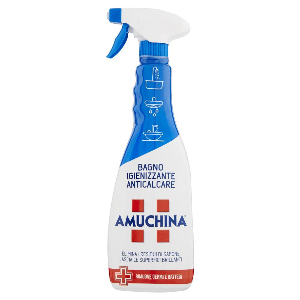 AMUCHINA BAGNO SPRAY 750 ML