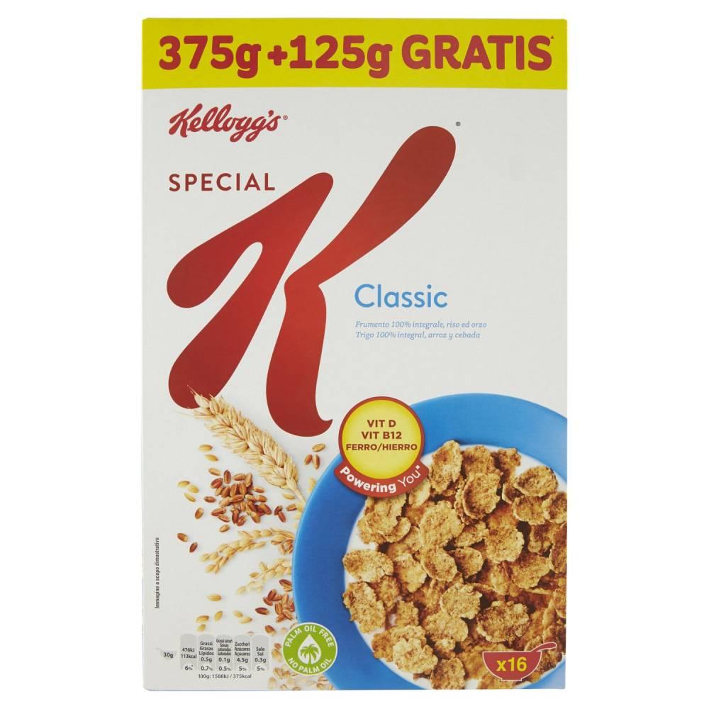 KELLOGGS SPECIAL K G375+125