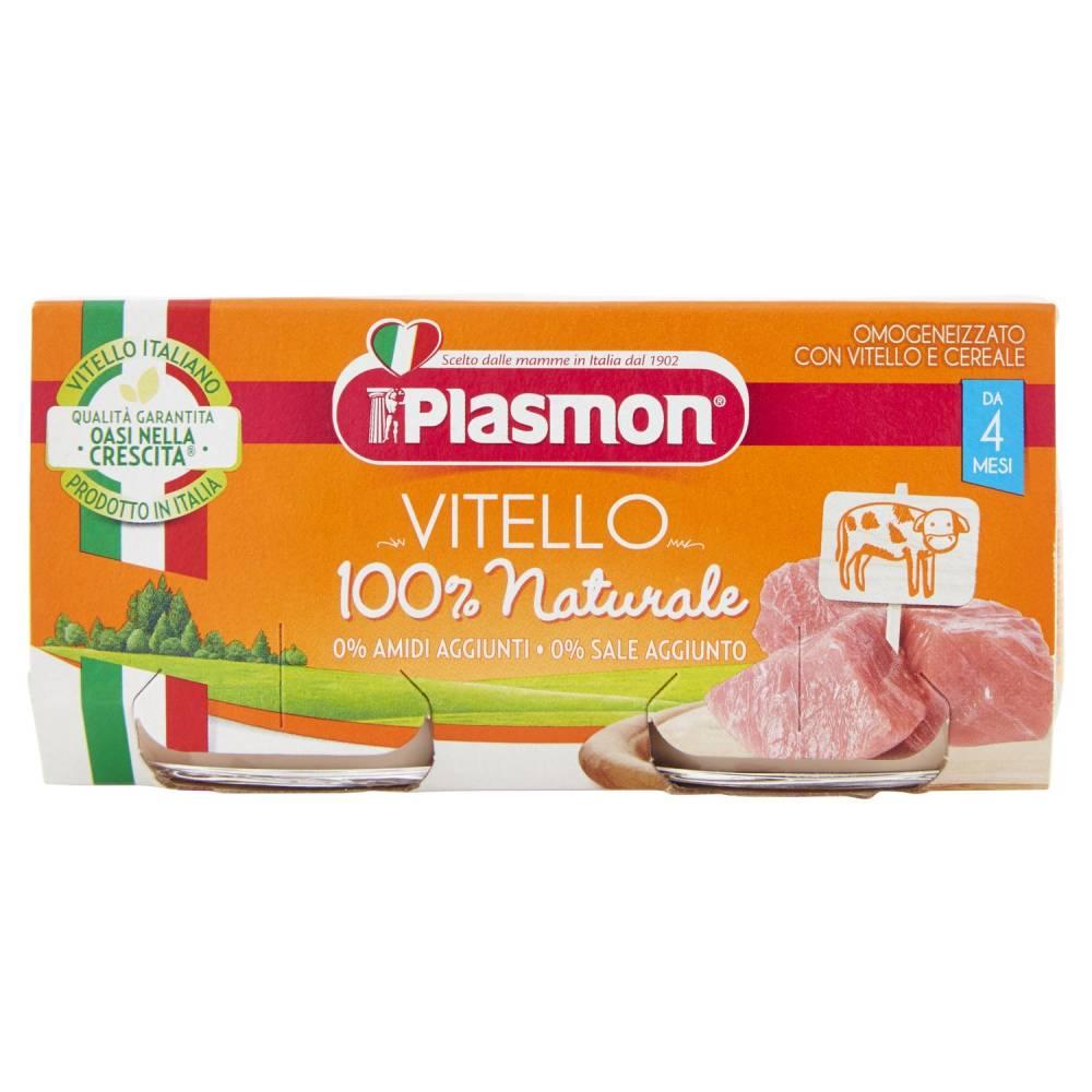 PLASMON OM.VITELLO X2 GR80