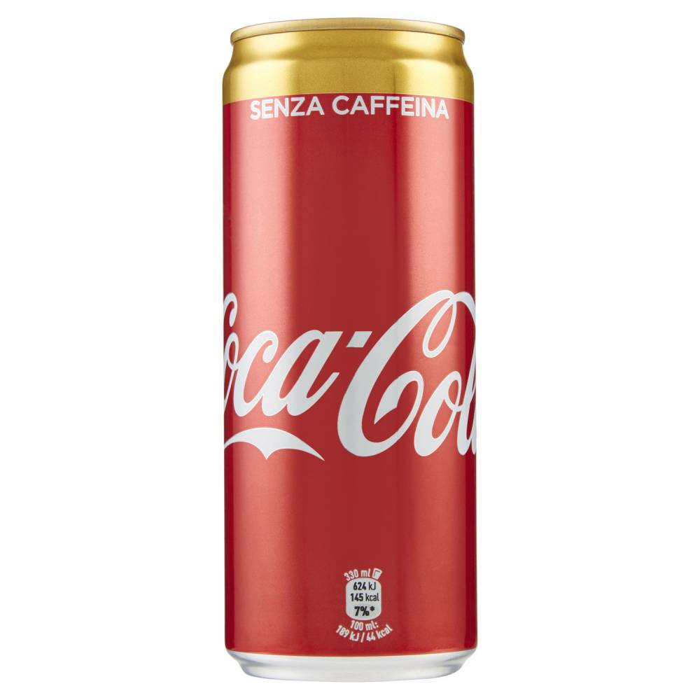 COCA COLA CAFF.FREE SLEEK CL33