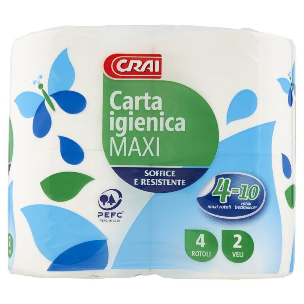 CRAI CARTA IG.2V.MAX X4 500ST