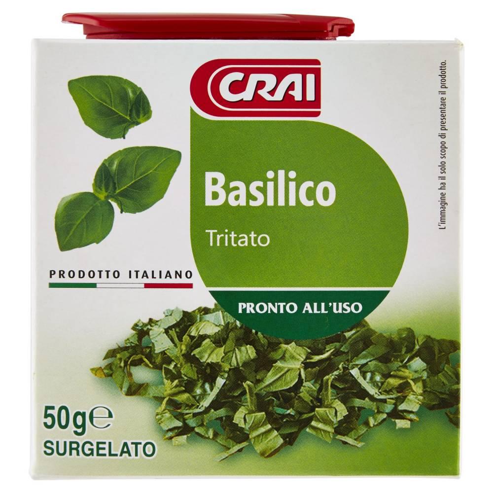 CRAI BASILICO TRITATO GR.50