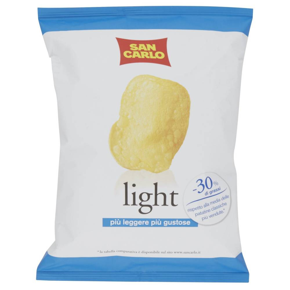 S.CARLO PATATINA LIGHT GR 75