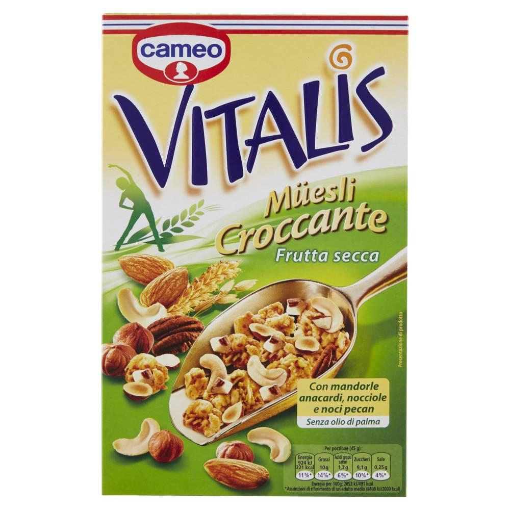CAMEO VITALIS CROCC.FRUTTA 300