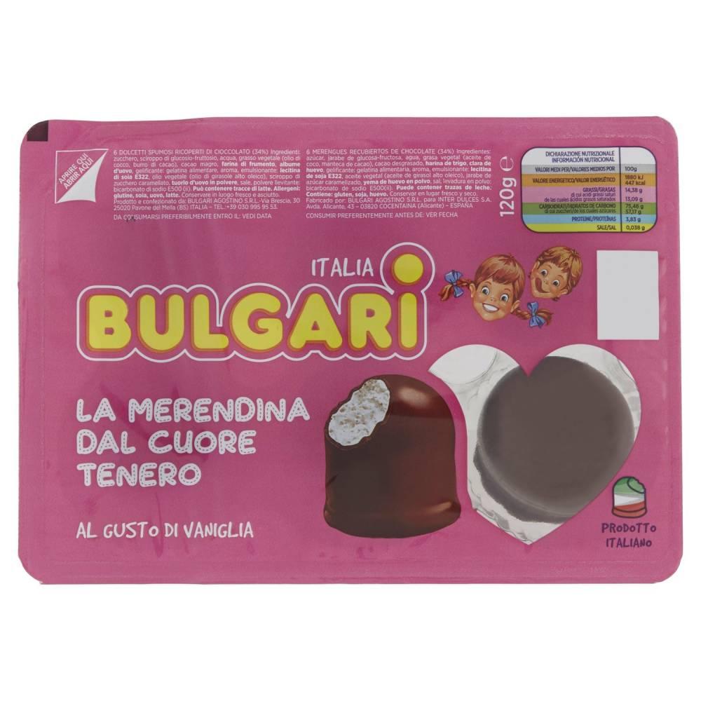 BULGARI NEGRETTINO VAN.X6 G120