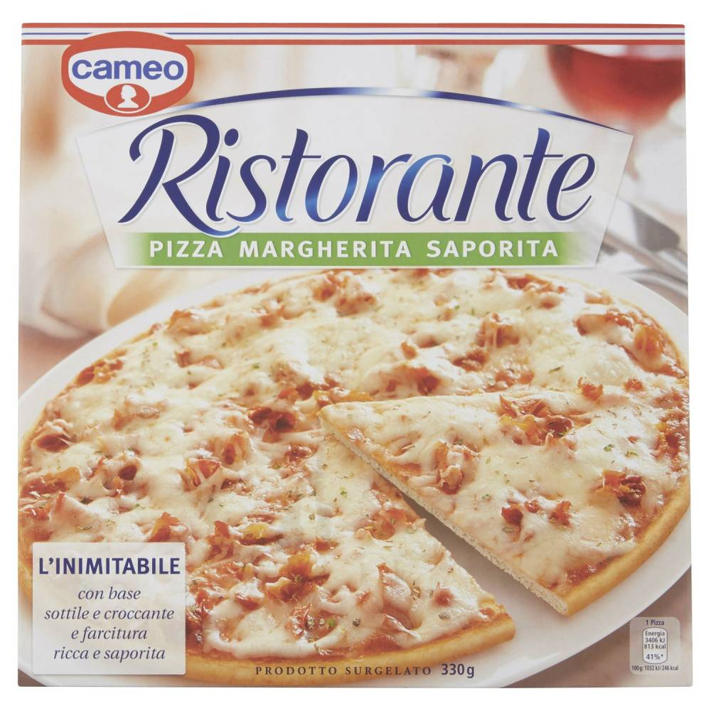 CAMEO PIZZA RISTOR.MARGH.GR330