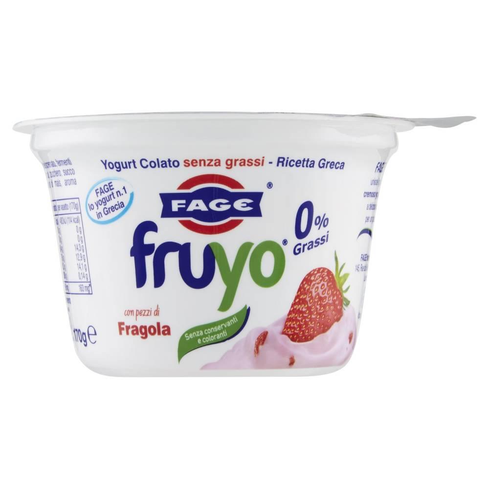 FAGE YOG.FRUYO 0%FRAGOL.GR170