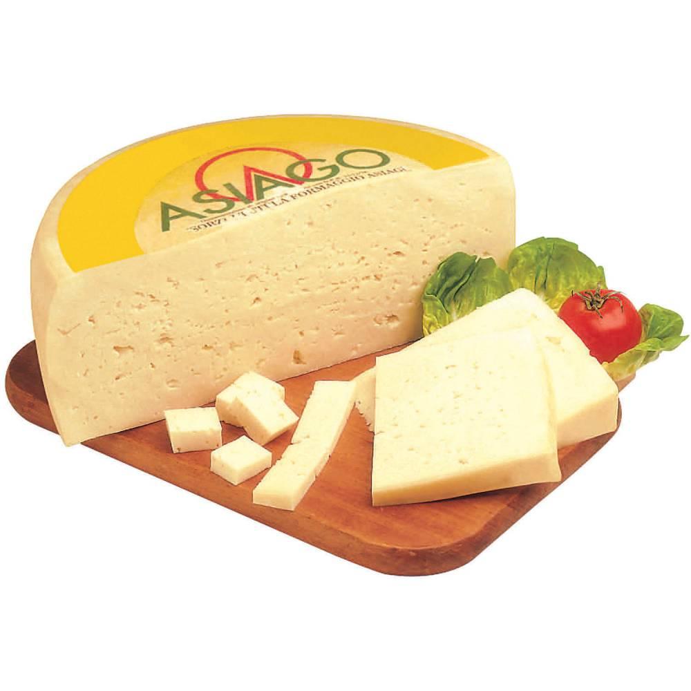 Asiago dop fresco 100 grammi