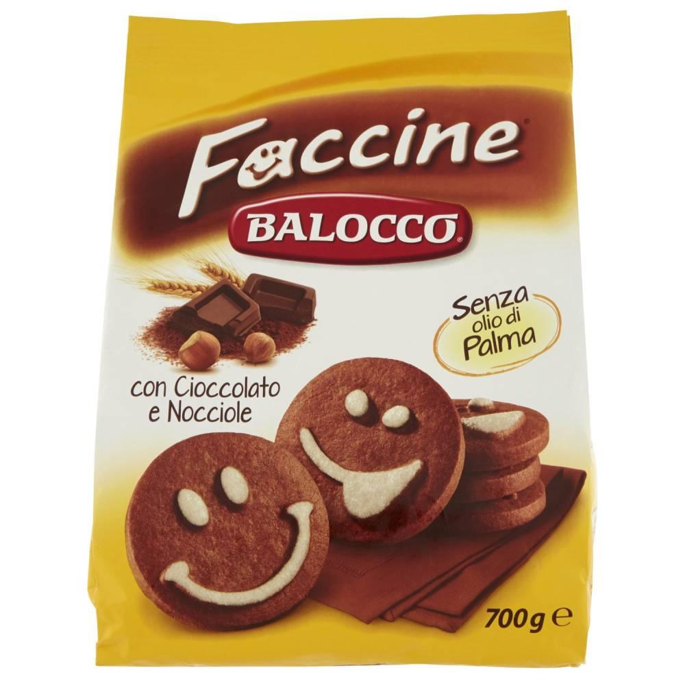 BALOCCO BISC.FACCINE GR700