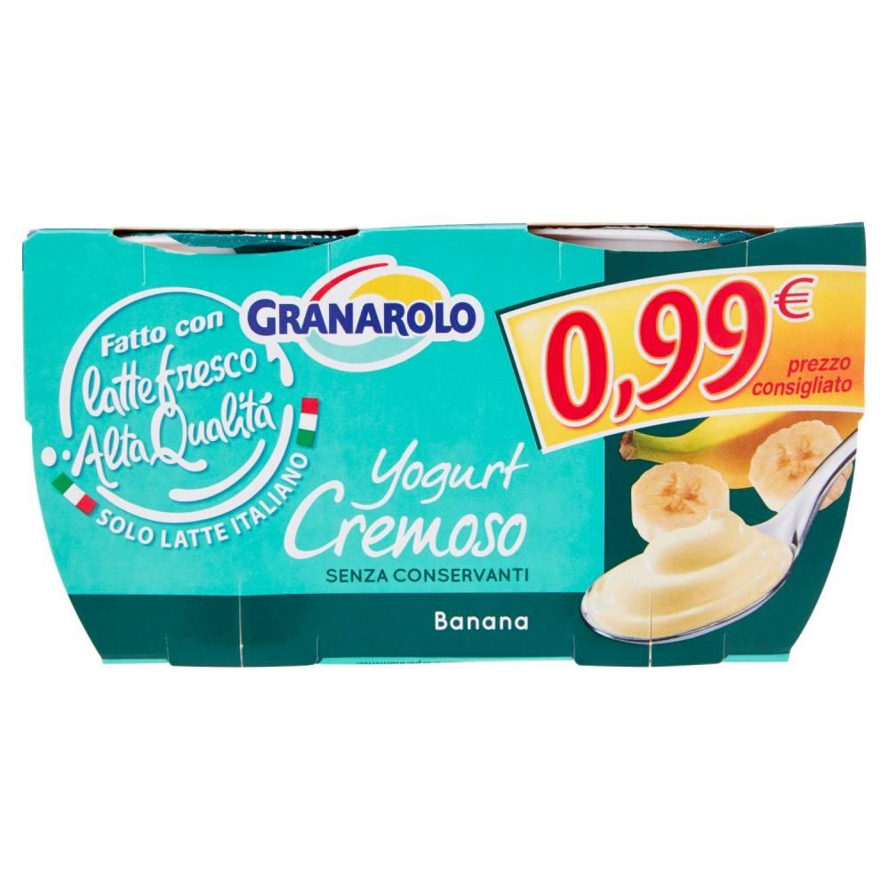 GRANAROLO YOG.A.Q.BANAN G125X2
