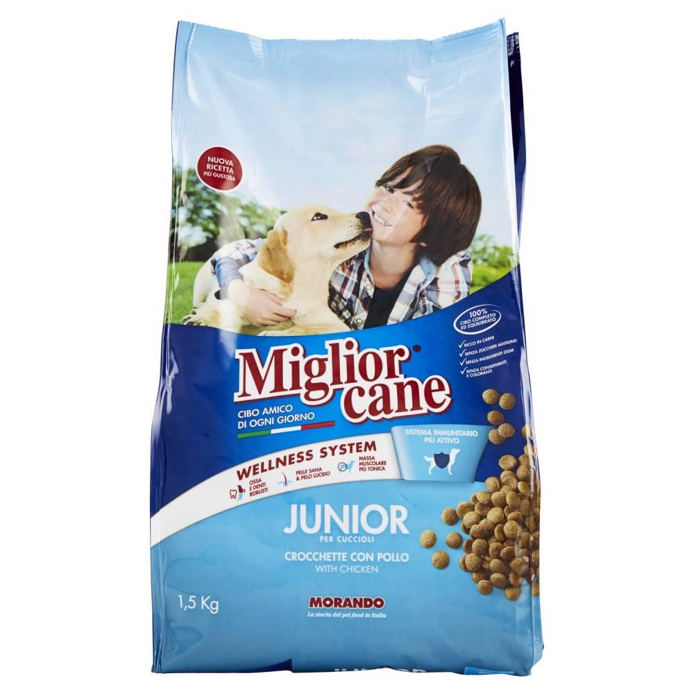 MIGLIORCANE CROCC POLL KG.1.5