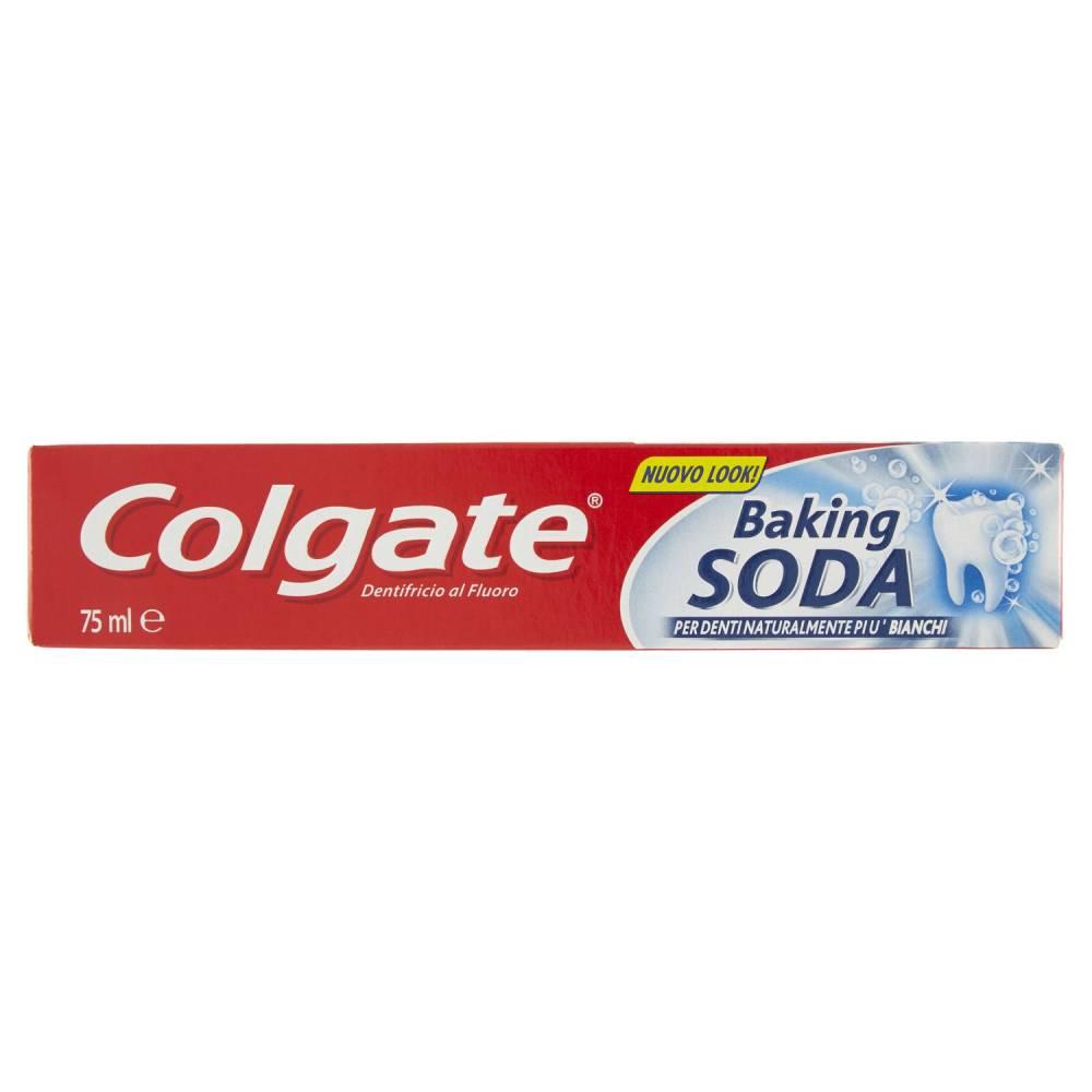 COLGATE DENTIFRICIO BAKING SODA ml.75