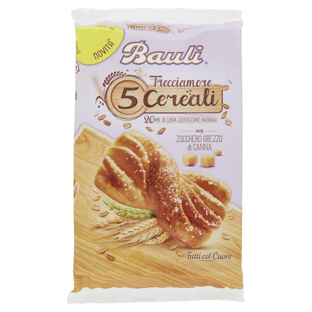 BAULI TRECCINA 5 CEREALI GR210