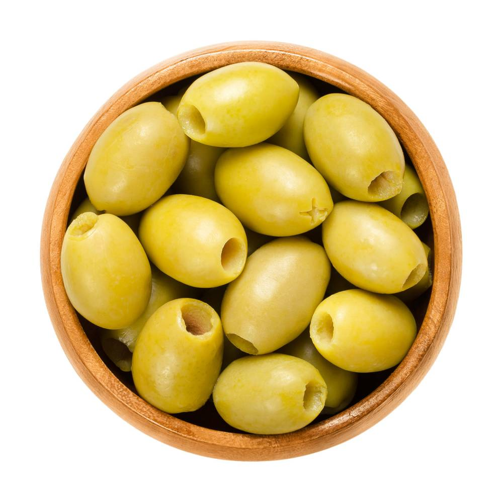 Olive verdi 100 grammi