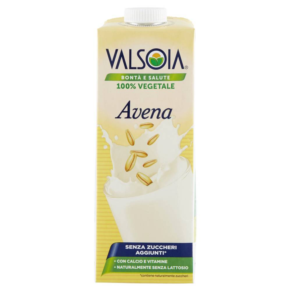 VALSOIA AVENA DRINK ML 1000