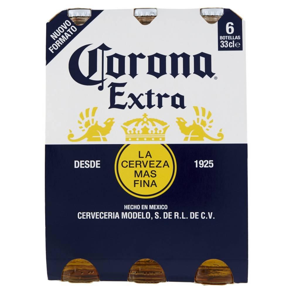 CORONA EXTRA BIRRA CL.33X6