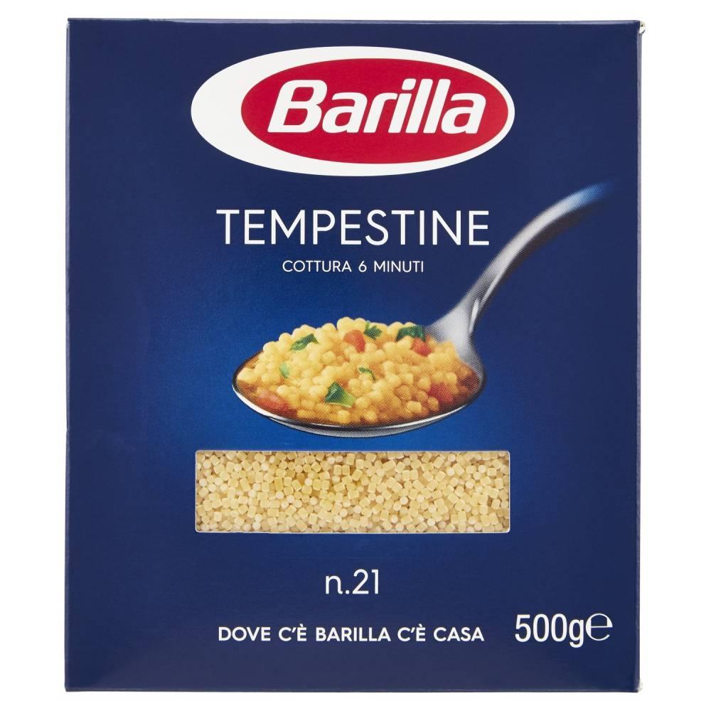 BARILLA 021 TEMPESTINE GR500