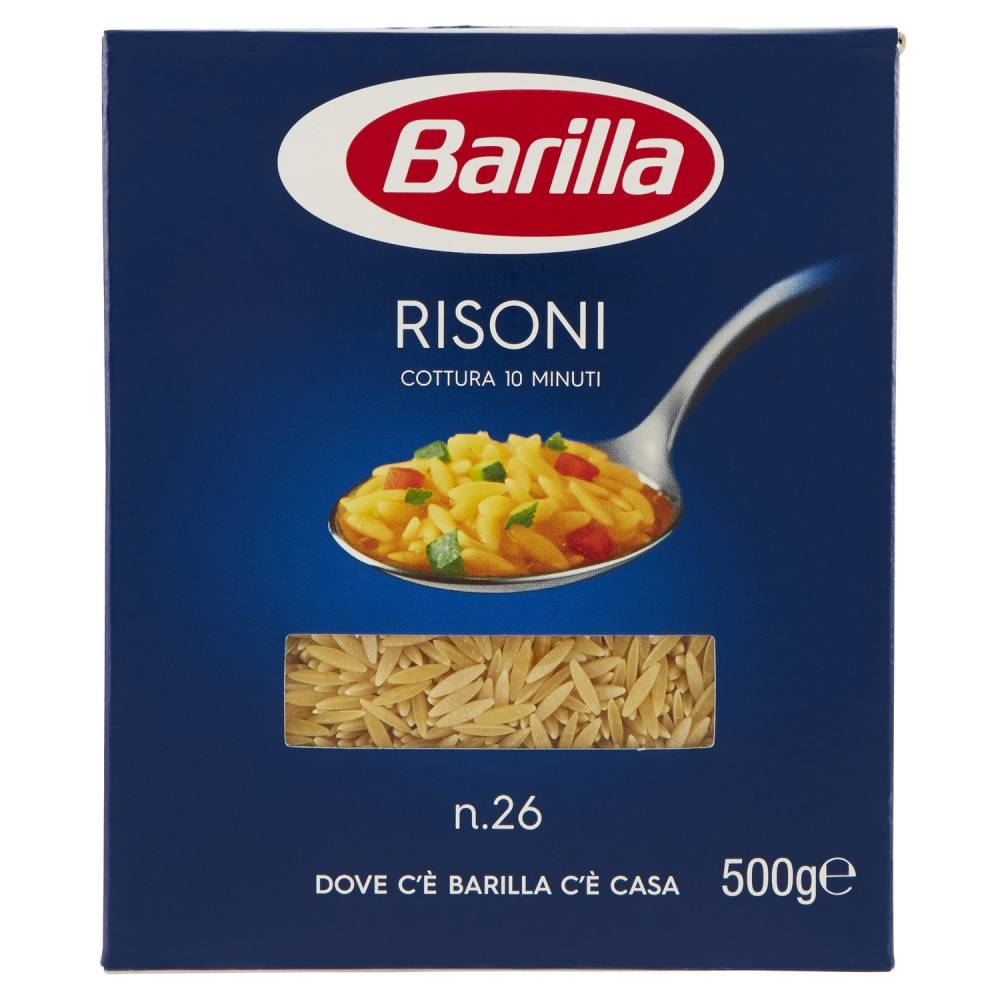 BARILLA 026 RISONI GR500