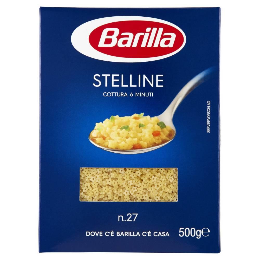 BARILLA 027 STELLINE GR500