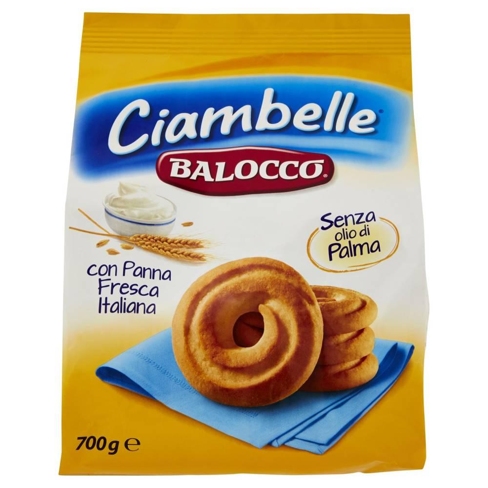 BALOCCO BISC.CIAMBELLE GR700