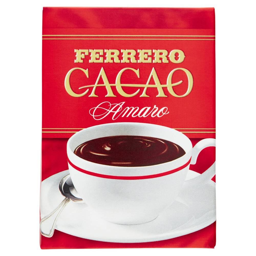 FERRERO CACAO AMARO GR75