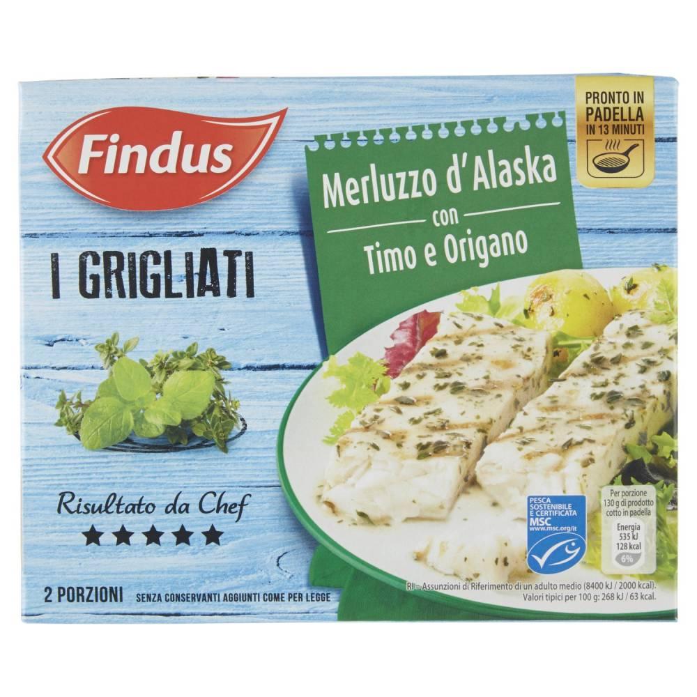 FINDUS FIL.GRIG.TIM/ORIG.G260