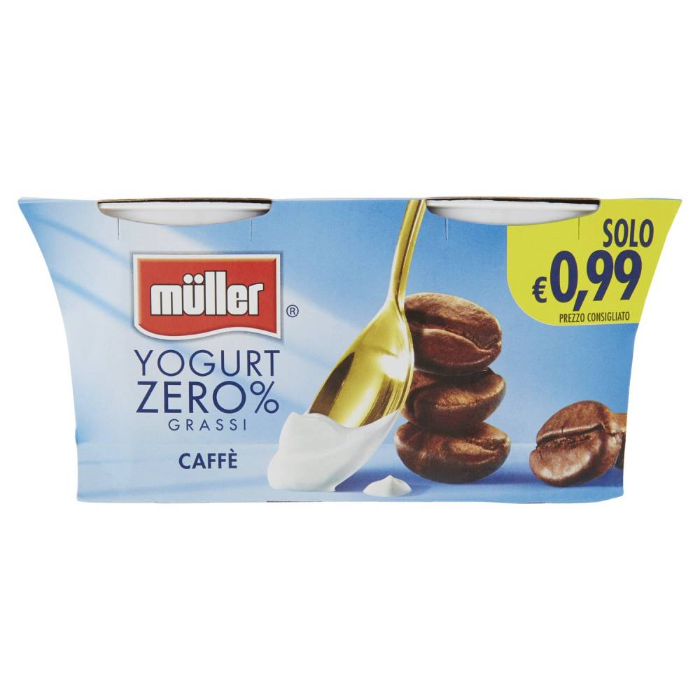 MULLER YOG.0% CAFFE X2GR.250