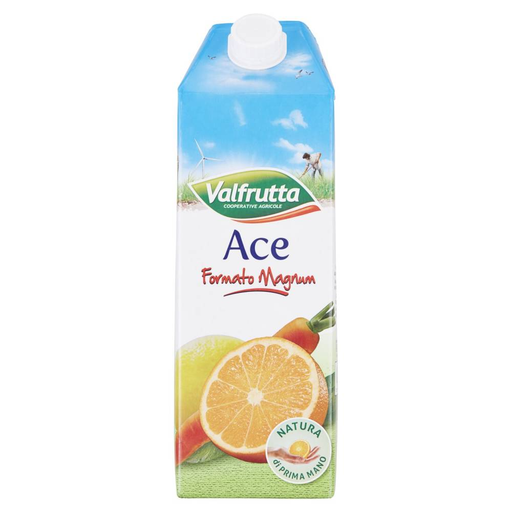 VALFRUTTA SUCCO ACE LT1,5