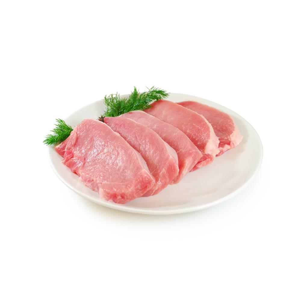Fettine di suino 500 grammi