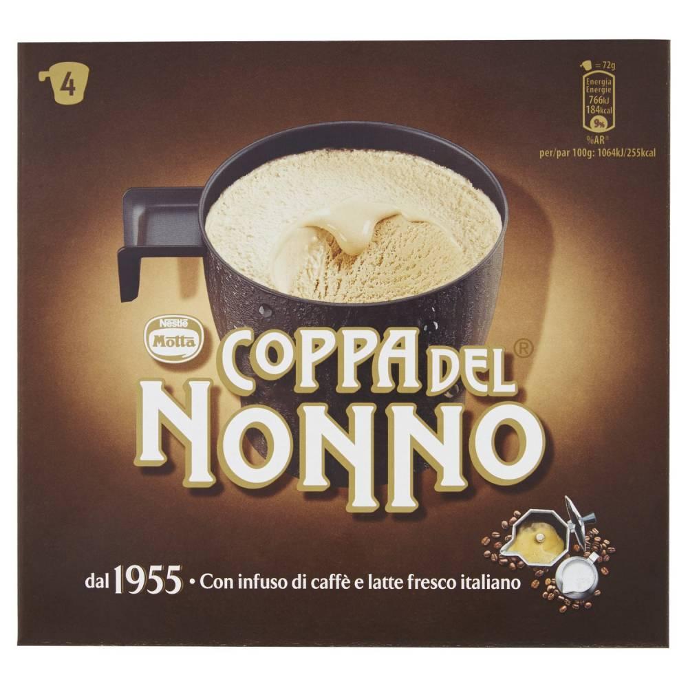 MOTTA C.NONNO CAFFE NEW GR.288