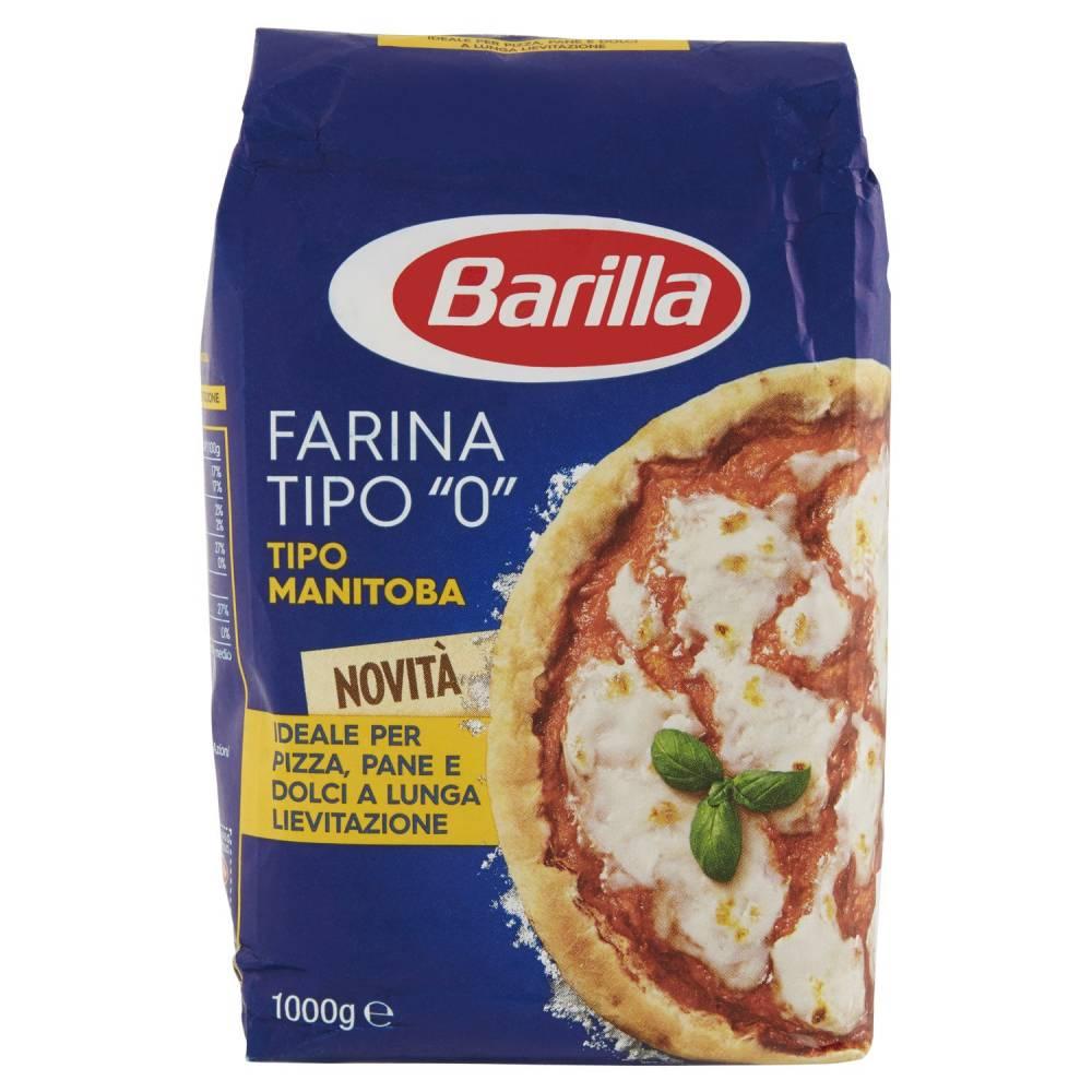 BARILLA FAR.0 TIPO MANITOBA K1