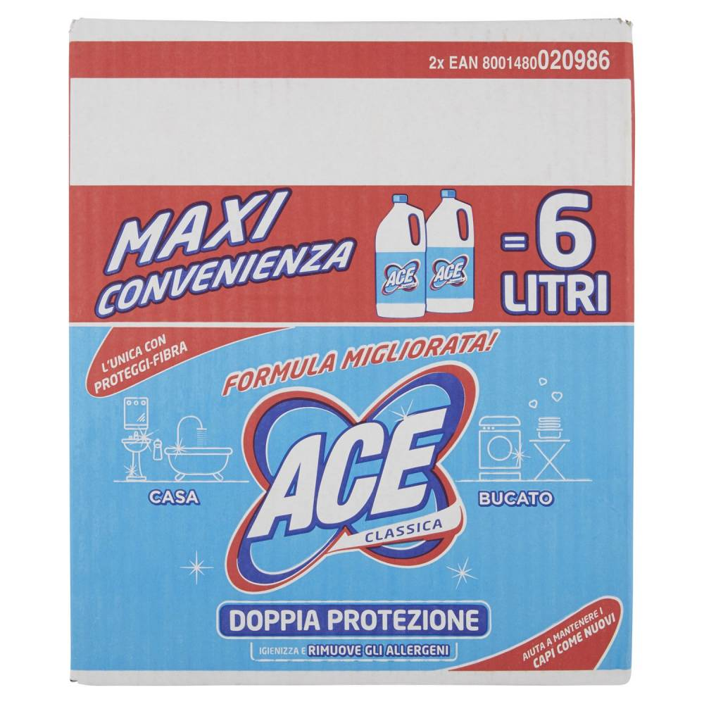ACE CANDEGGINA REGOLARE LT.3X2