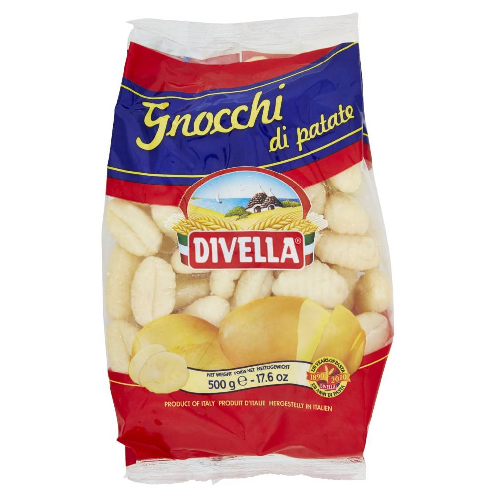 DIVELLA GNOCCHI GR.500