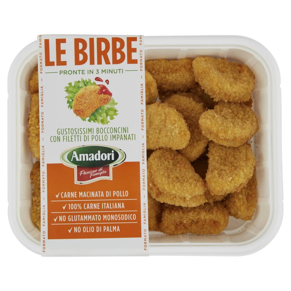 AMADORI LE BIRBE  DLC GR.500