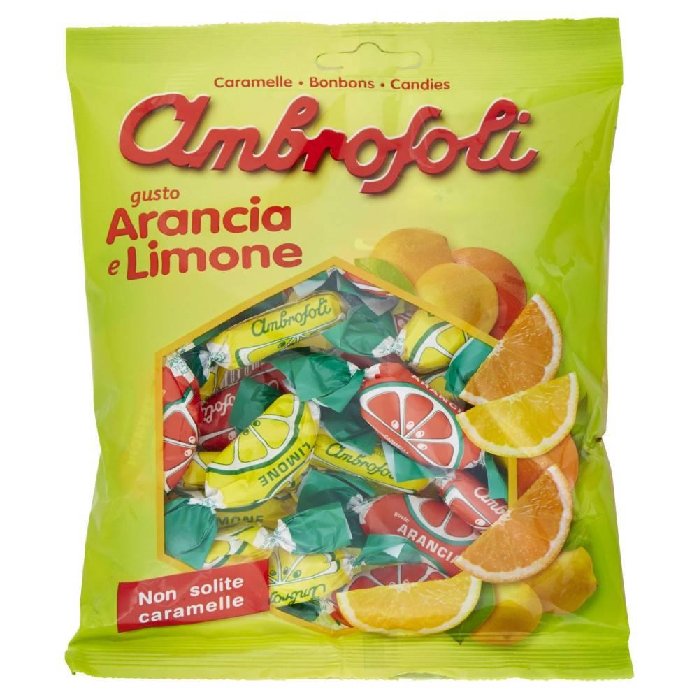AMBROSOLI CARAMELLE SPICCHI150