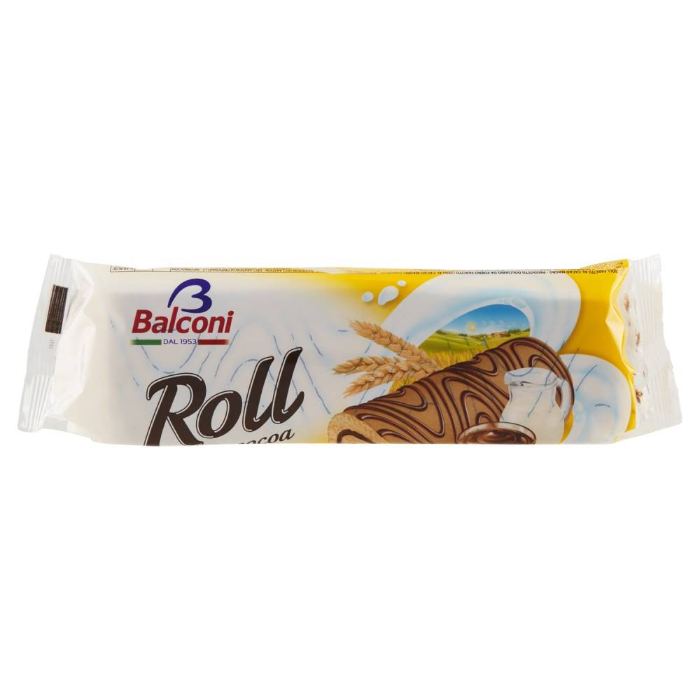 BALCONI ROLL CACAO GR250