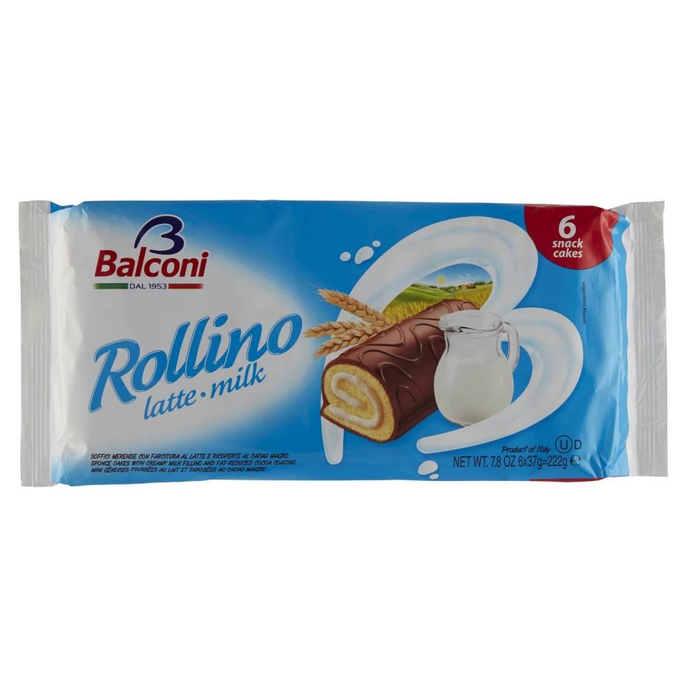 BALCONI ROLLINO LATTE GR 222 P