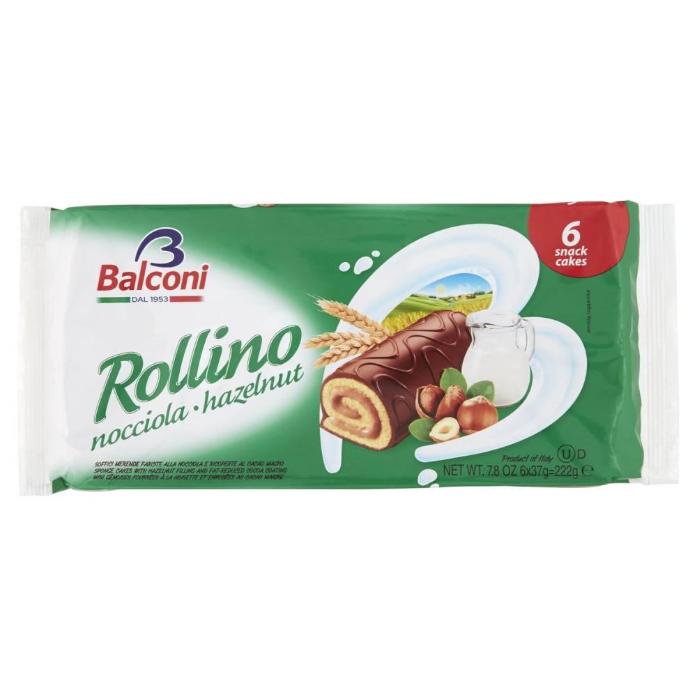 BALCONI ROLLINO NOCCIOLA GR222