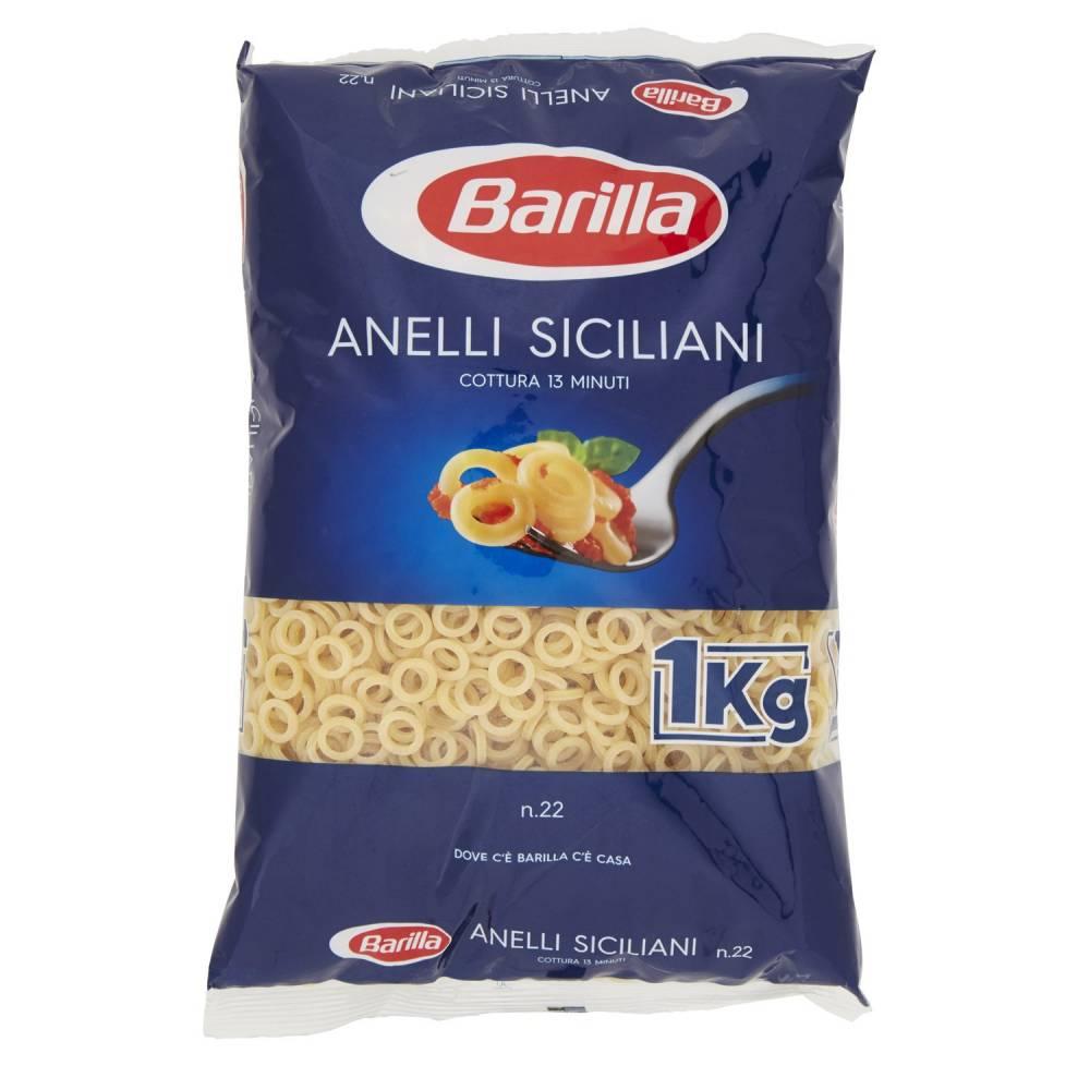 BARILLA 022 ANELLI SICIL. KG1