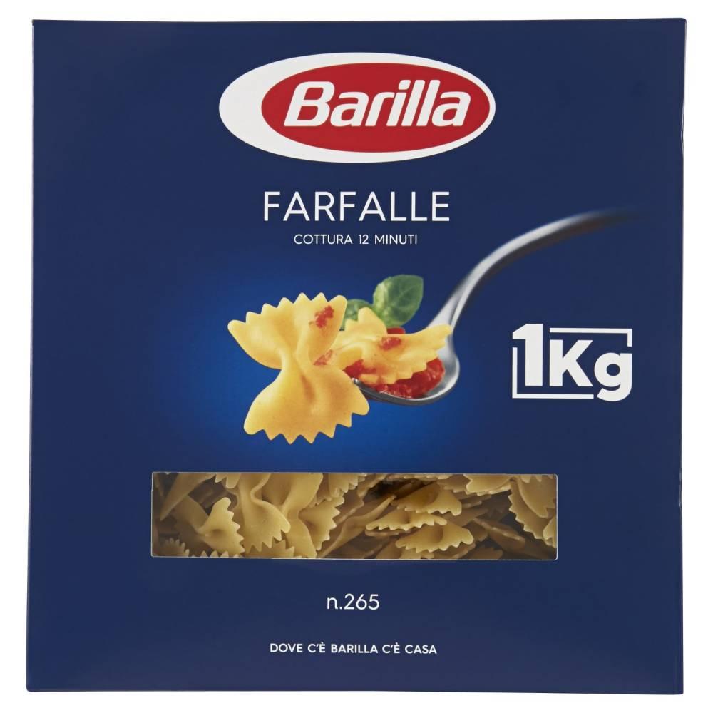 BARILLA 265 P/S FARFALLE KG 1