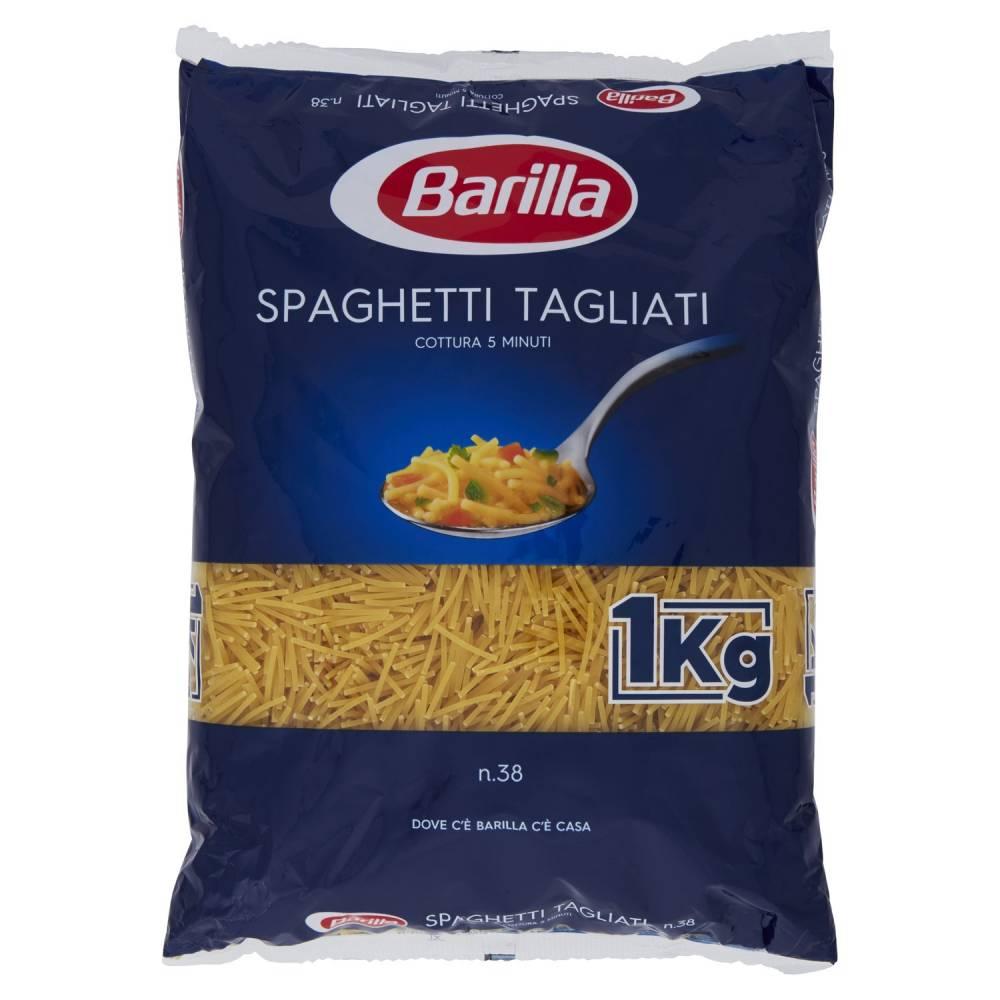 BARILLA 038 SPAGH.TAGLIATI KG1